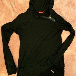 Sporty hoodie